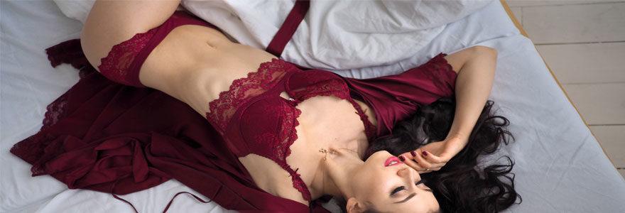 large gamme de lingerie sexy