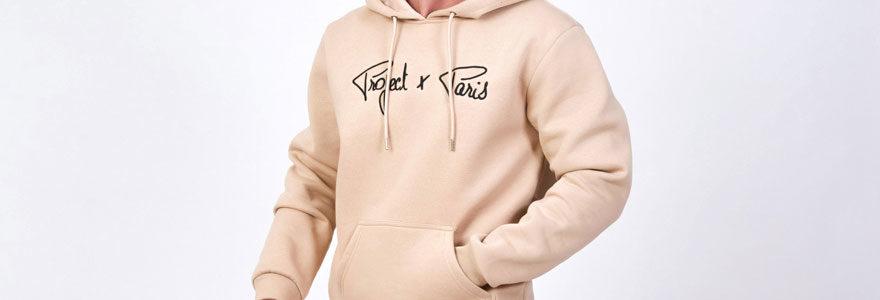 Vêtement streetwear homme