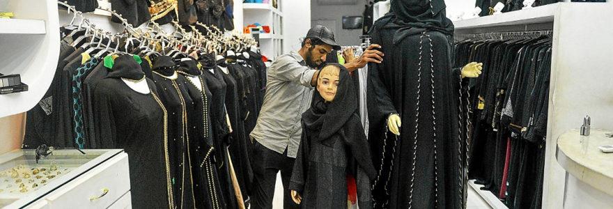 vêtements musulmans